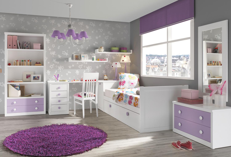 Dormitorios juveniles - Dormitorio juvenil decoracion ...