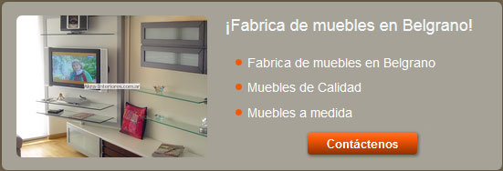 Mueblerias en capital federal for Muebles de diseno cordoba capital