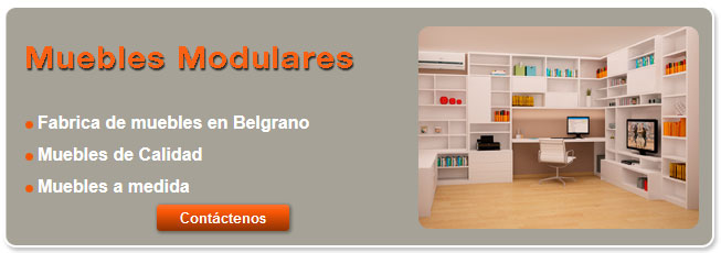 Muebles a medida caba for Fabrica de sillones en capital federal
